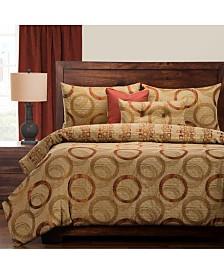 Siscovers City Lights 6 Piece King Luxury Duvet Set