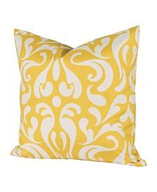 """Siscovers Adele 26"""" Designer Euro Throw Pillow"""