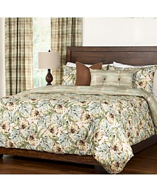 Siscovers Panama Beach 6 Piece Full Size Luxury Duvet Set