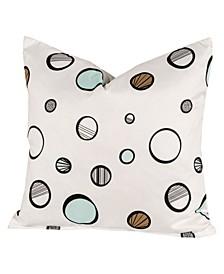 "Robin's Roost 16"" Designer Throw Pillow"