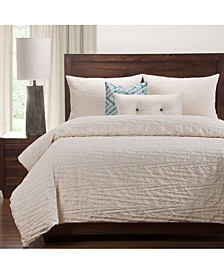 Bamboo 5 Piece Twin Luxury Duvet Set