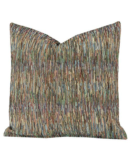 "Siscovers Ragtime 16"" Designer Throw Pillow"