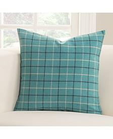"""Siscovers Trellis 16"""" Designer Throw Pillow"""