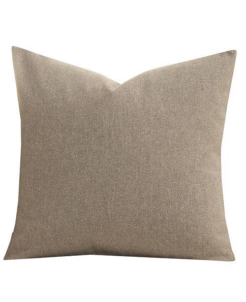 "Siscovers Naturalize Peat 20"" Designer Throw Pillow"