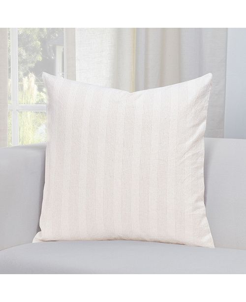 "Siscovers Homestead Barley Farmhouse 16"" Designer Throw Pillow"