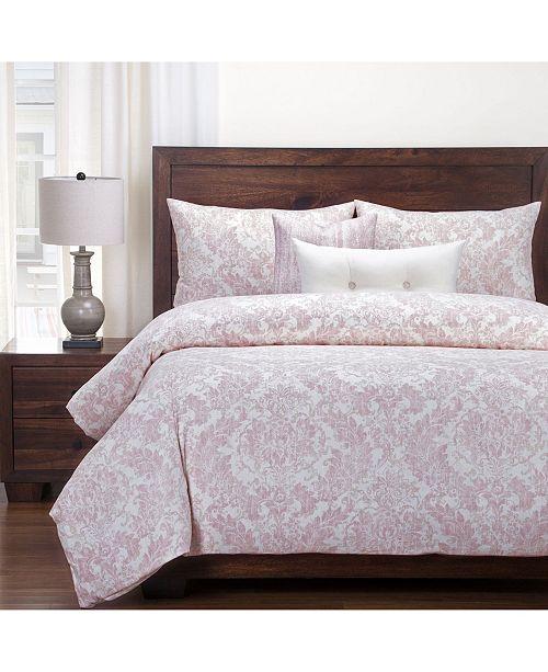 Siscovers Parlour Rose 5 Piece Twin Luxury Duvet Set