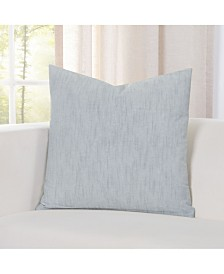 "Siscovers Pacific Cloud Linen 16"" Designer Throw Pillow"