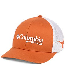 Columbia Texas Longhorns PFG Stretch Fitted Cap