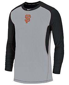 Men's San Francisco Giants Authentic Collection Game Top Pullover