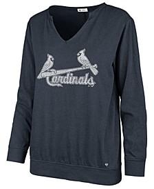 Women's St. Louis Cardinals Gamma Long Sleeve T-Shirt