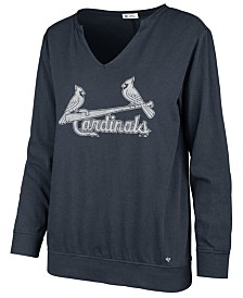 '47 Brand Women's St. Louis Cardinals Gamma Long Sleeve T-Shirt