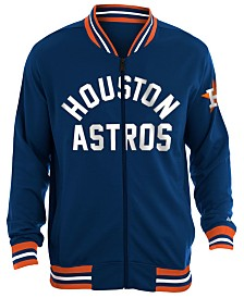 New Era Men's Houston Astros Lineup Track Jacket