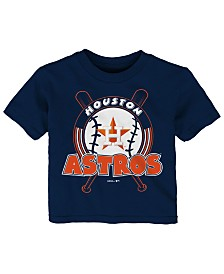 Outerstuff Baby Houston Astros Fun Park T-Shirt