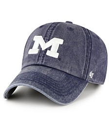 '47 Brand Michigan Wolverines Denim Drift Cap