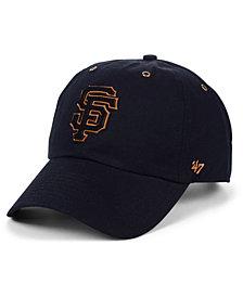 '47 Brand San Francisco Giants Townhouse CLEAN UP Cap