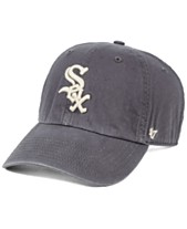 the latest f585c 6b9b4  47 Brand Chicago White Sox Hudson CLEAN UP Cap