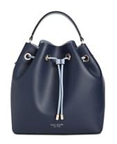 e5a4c330bc1d kate spade new york Vivian Small Leather Bucket Bag