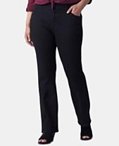8eb4f8bd Lee Platinum Plus Size Bootcut-Leg Jeans