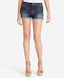 Jessica Simpson Juniors' Forever Rolled Shorts