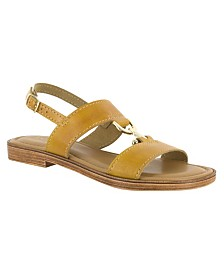 Tuscany by Easy Street Aida Slingback Sandals