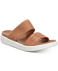 Ecco Women's Flowt Slide Sandals