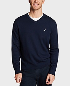 Men's Navtech V-Neck Sweater