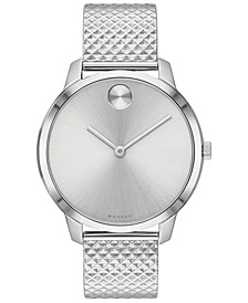Women's Swiss BOLD Stainless Steel Bracelet Watch 35mm