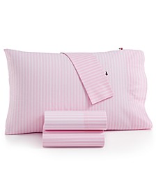Isle Stripe Full Sheet Set