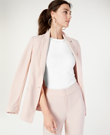 I.N.C. One-Button Blazer, Created for Macy's