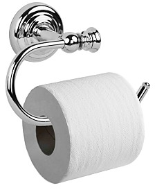 Home Basics Wall-Mounted Toilet Paper Holder
