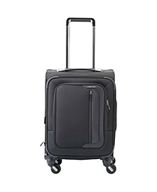 "Executive Lightweight 26"" Expandable Softside Spinner Upright"