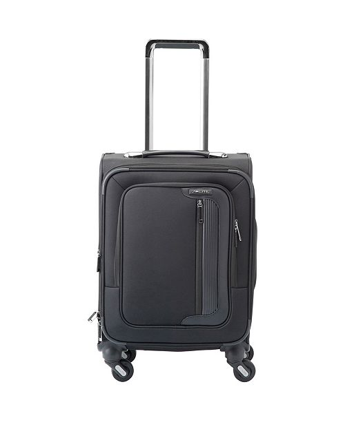 """Solite Executive Lightweight 26"""" Expandable Softside Spinner Upright"""