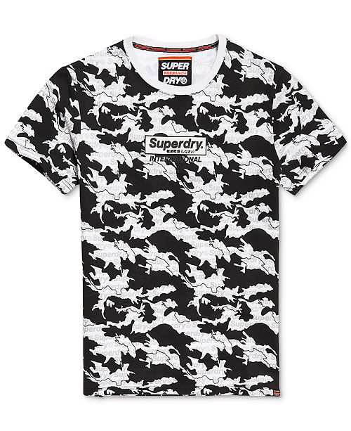 Superdry Men's International Logo T-Shirt