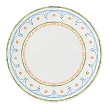 Northern Blossom Small Melamine Floral Dinner Plate