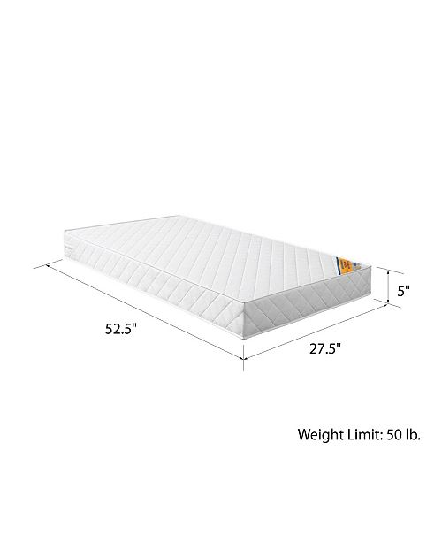 Transitions Crib And Toddler Bed Mattress