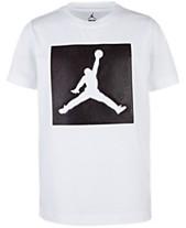3a87925cfbba83 Jordan Jumpman-Print Cotton T-Shirt