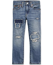 Toddler Boys Sullivan Slim Distressed Cotton Jeans