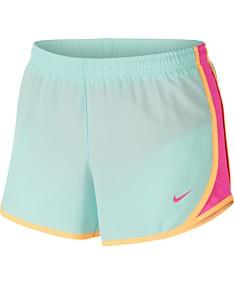 92d31f00 Girls Nike Shorts - Macy's