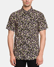 Ezekiel Men's Floral Graphic Shirt