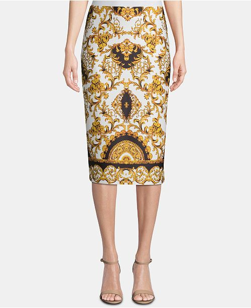 ECI Printed Pull-On Skirt
