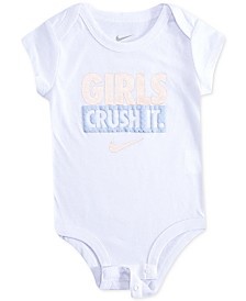Nike Baby Girls Crush It Graphic Bodysuit