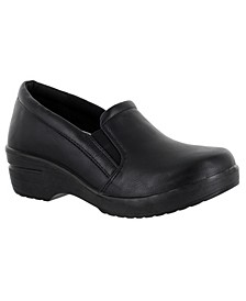Women's Easy Works Leeza Slip Resistant Clogs