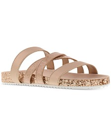 Kenneth Cole Little & Big Girls Janet Karla Sandals