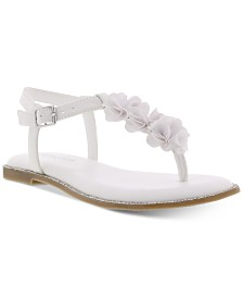 Kenneth Cole Little & Big Girls Brie Fiore Sandals