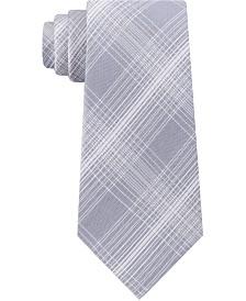 Kenneth Cole Men's Tyler Classic Plaid Tie