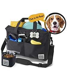 Dog Gear Day Away Tote Bag