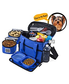 Dog Gear Week Away Bag for Small Dogs