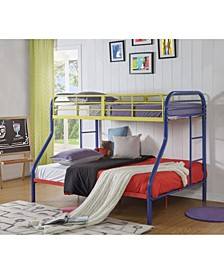 Tritan Twin Over Full Bunk Bed