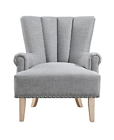Dorel Living Spooner Accent Chair