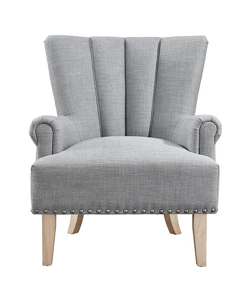 Dorel Living Spooner Accent Chair